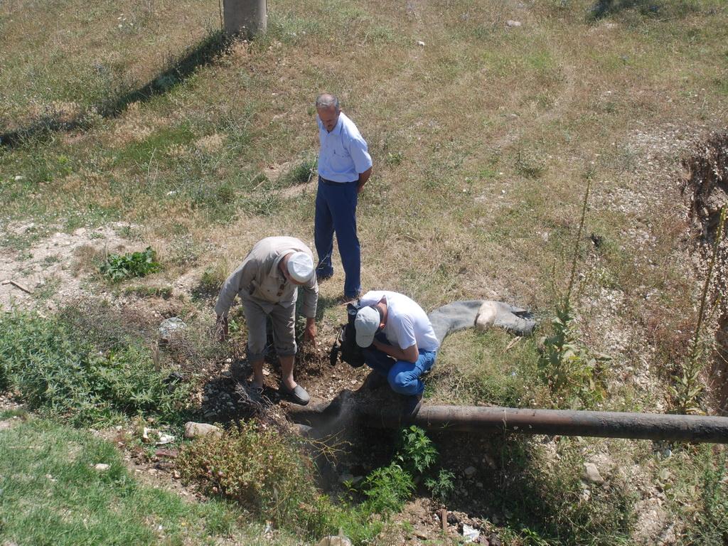 образец акта несанкционированного подключения к водопроводу