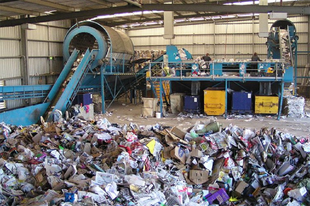 завод по переработке биоотходов инвестмции размещении гараже
